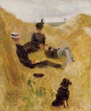 Toulouse-Lautrec - Party in the Country