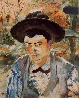 Toulouse-Lautrec - The Young Routy in Celeyran
