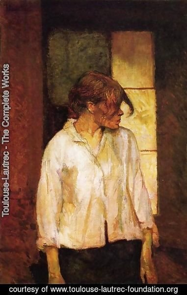 Toulouse-Lautrec - At Montrouge