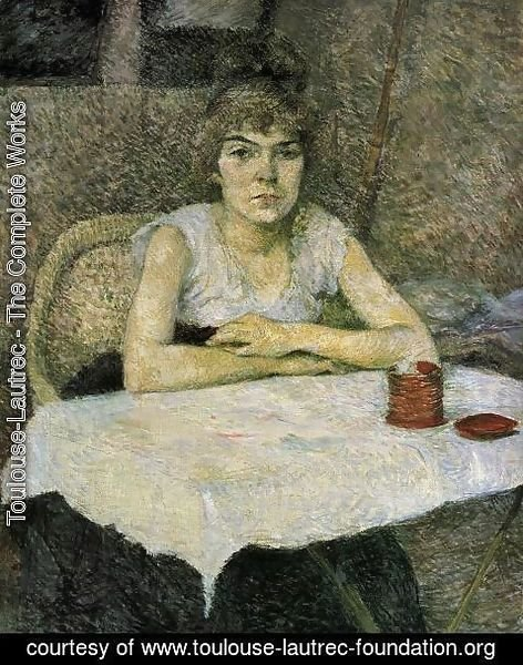 Toulouse-Lautrec - Rice Powder