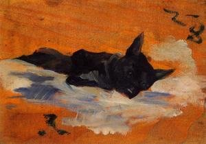 Toulouse-Lautrec - LIttle Dog
