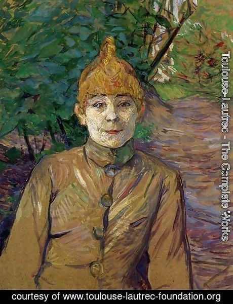 Toulouse-Lautrec - The Streetwalker