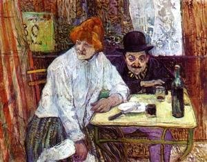 Toulouse-Lautrec - The Last Crunbs