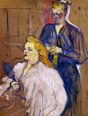 Toulouse-Lautrec - The Haido