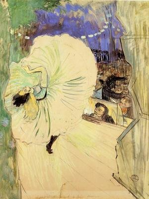 Toulouse-Lautrec - The Cartwheel