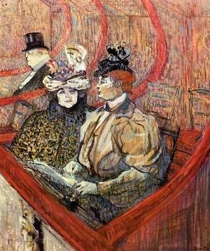 Toulouse-Lautrec - The Grand Tier