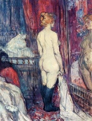 Toulouse-Lautrec - Box in the Grand Tier
