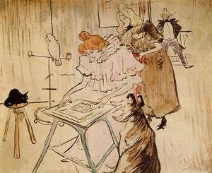 Toulouse-Lautrec - The Motograph