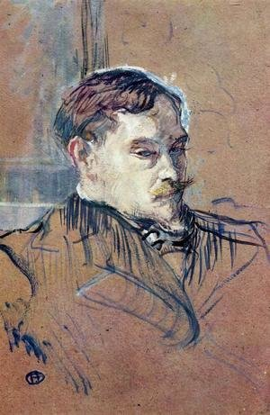 Toulouse-Lautrec - Romain Coolus