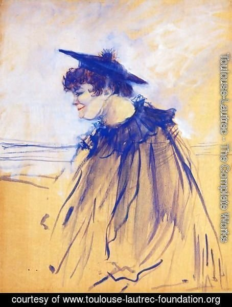 Toulouse-Lautrec - At 'Star', Le Havre