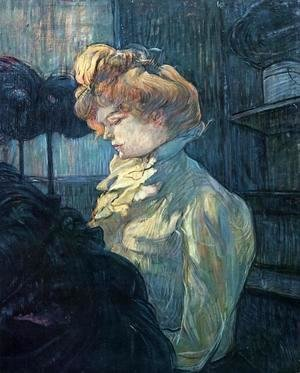 Toulouse-Lautrec - The Milliner