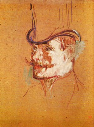 Toulouse-Lautrec - Mr Warner