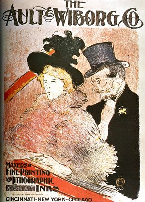 Toulouse-Lautrec - The Ault Wiborg