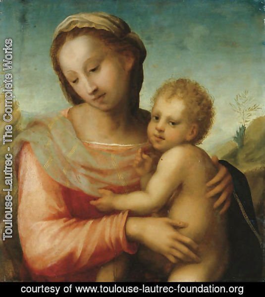 The Madonna and Child 2