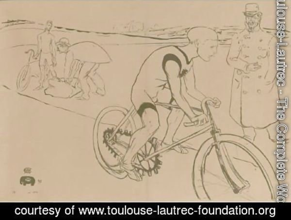Toulouse-Lautrec - Cycle Michael