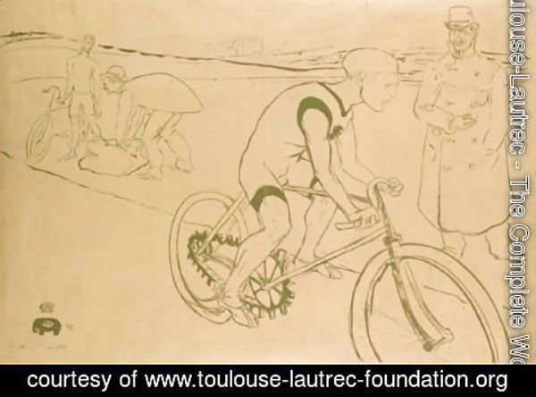 Toulouse-Lautrec - Cycle Michael 2