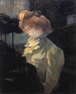 The Milliner, Mlle Louise Blouet
