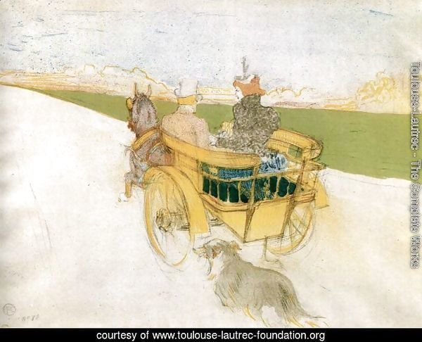 Joyride in the Country or The English Cart
