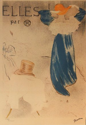 Toulouse-Lautrec - They