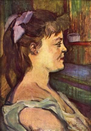 Toulouse-Lautrec - House wife