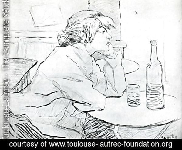 Toulouse-Lautrec - The Morning After
