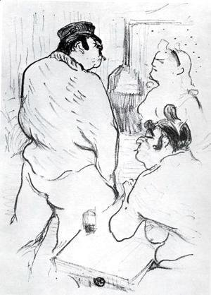 Toulouse-Lautrec - The Terror of the Grenelle Grenelle