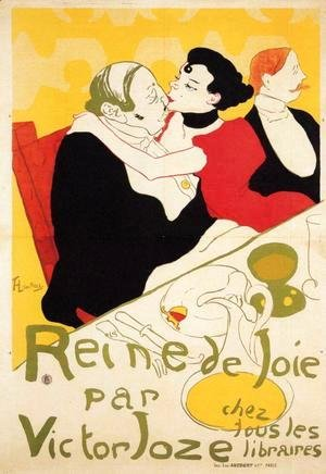 Toulouse-Lautrec - Queen Of Joy
