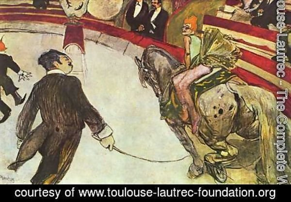Toulouse-Lautrec - The Circus