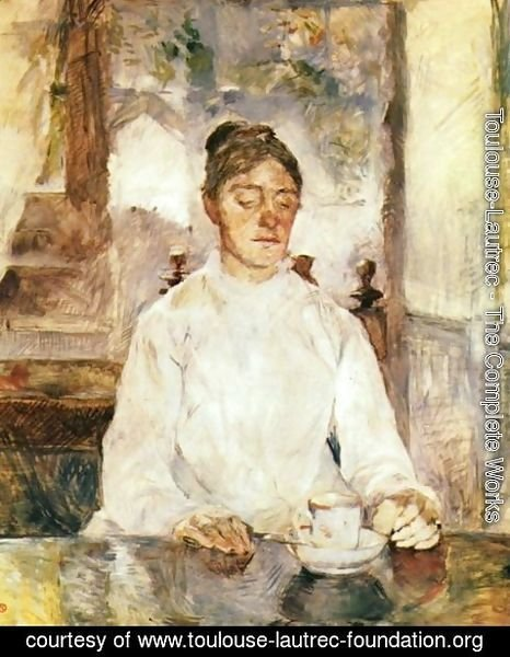 Toulouse-Lautrec - The Mother Of The Artist