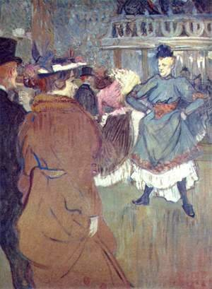 In The Moulin De La Galette Iii