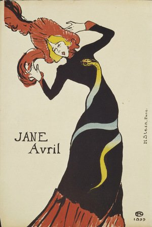 Jane Avril Ii