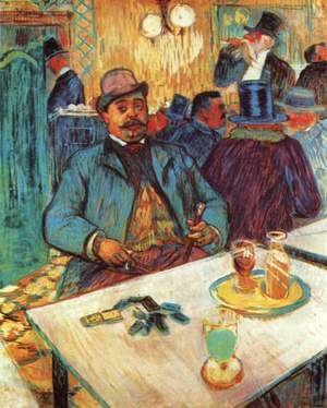 Toulouse-Lautrec - Mr  Boileau