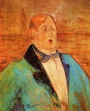 Toulouse lautrec the complete works portrait of for Toulouse lautrec works