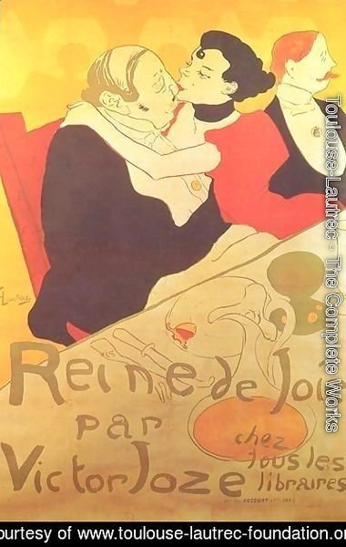 Toulouse-Lautrec - Joy Queen