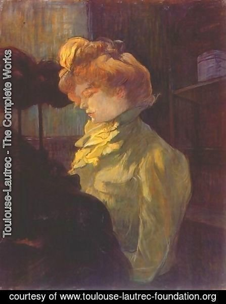 Toulouse-Lautrec - The Modiste