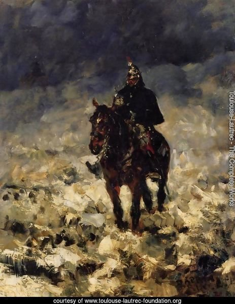 Toulouse lautrec the complete works cuirassxier for Toulouse lautrec works